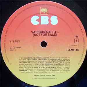 Various - Various Artists (Not For Sale) download